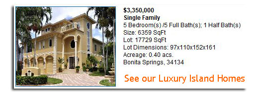 million dollar naples fort myers beach bonita springs real estate