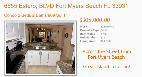 Fort Myers Beach Condo for Sale