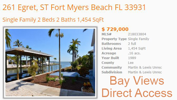 261 Egret Street Fort Myers Beach