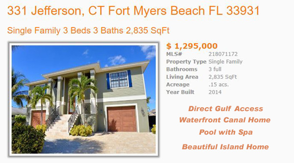 217 Egret Street Fort Myers Beach